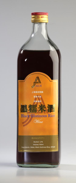 Black Glutinous Rice Wine